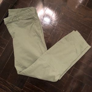 Old Navy size 4 green pant